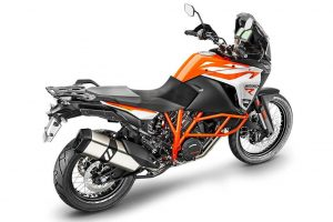 Bike: 2017 KTM 1090 Adventure R and 1290 Super Adventure R
