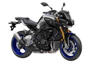 Bike: 2017 Yamaha MT-10 SP