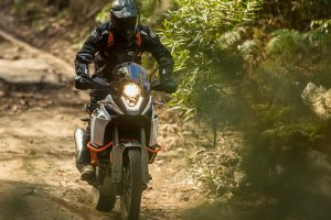 Overview: 2017 KTM Adventure range launch