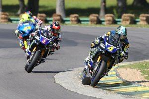 Hayden and Hayes split MotoAmerica wins in Virgina