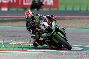 Double Imola podium increases Rea's championship lead