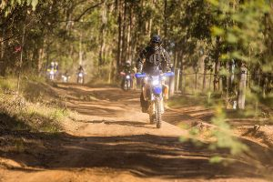 Destination: bLU cRU WR250R Rally