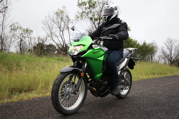 Review: 2017 Kawasaki Versys-X 300