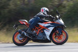 Review: 2017 KTM RC 390