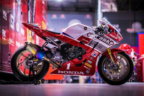 Crankt Protein Honda Racing to debut new CBR1000RR SP2 in Darwin
