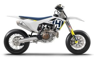 Bike: 2018 Husqvarna FS 450