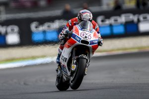 Dovizioso leads MotoGP points into Sachsenring