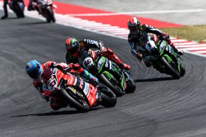 Melandri clinches Italy's 100th WorldSBK win at Misano