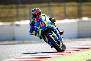 Rins set for return to racing with Suzuki at Dutch TT