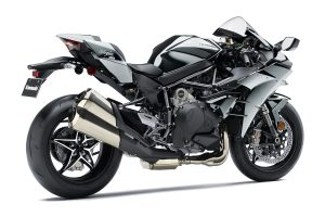 Updated 2017 model Kawasaki Ninja H2 arrives