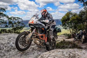 Viral: KTM Australia Adventure Rallye Blue Mountains 2017