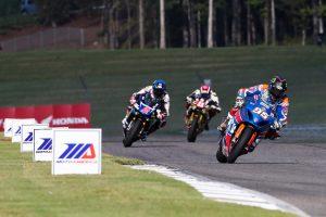 Hayden and Scholtz share MotoAmerica wins in Alabama