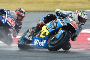 Miller surges to sixth in a wet Misano grand prix
