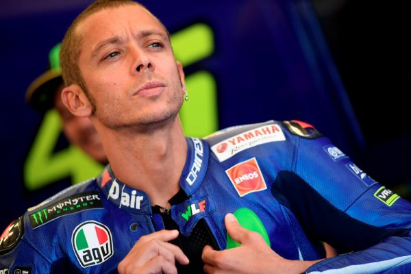 Rossi declared fit to contest Aragon's 14th round of MotoGP