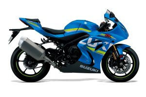 Suzuki's 2017 GSX-R1000R now available in dealers nationwide
