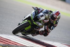 Rea charges to opening WorldSBK race victory in Portugal