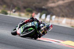 Kawasaki's Rea tops Friday's WorldSBK practice at Portimao