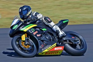 Cube Racing show flashes of brilliance throughout Sydney Motorsport Park ASBK event