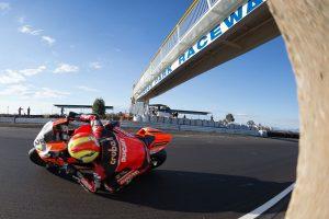 Unforgettable ASBK Morgan Park Raceway action on Fox Sports