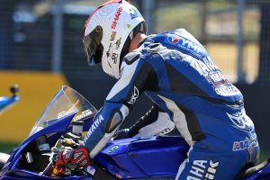 Maxwell escapes injury in Sydney Motorsport Park scare