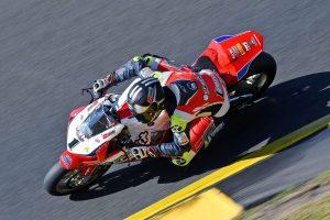 Herfoss retakes ASBK points lead following Sydney podium