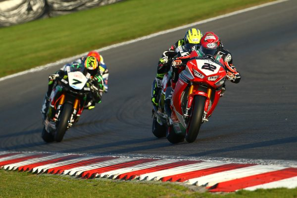 Brands Hatch podium a good way to end the season for O'Halloran