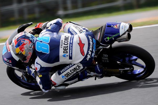 Martin fastest in Moto3 qualifying at Phillip Island grand prix