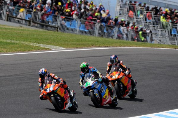 Oliveira secures commanding Moto2 Phillip Island victory