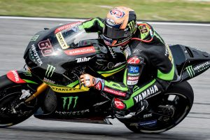 Van der Mark satisfied with 16th in Sepang MotoGP debut