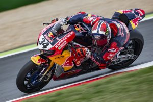 Giugliano and Takahashi in for Red Bull Honda at Jerez
