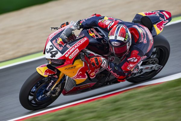 Giugliano and Takahashi in for Red Bull Honda at Jerez