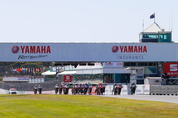 Yamaha Financial Services continues WorldSBK support