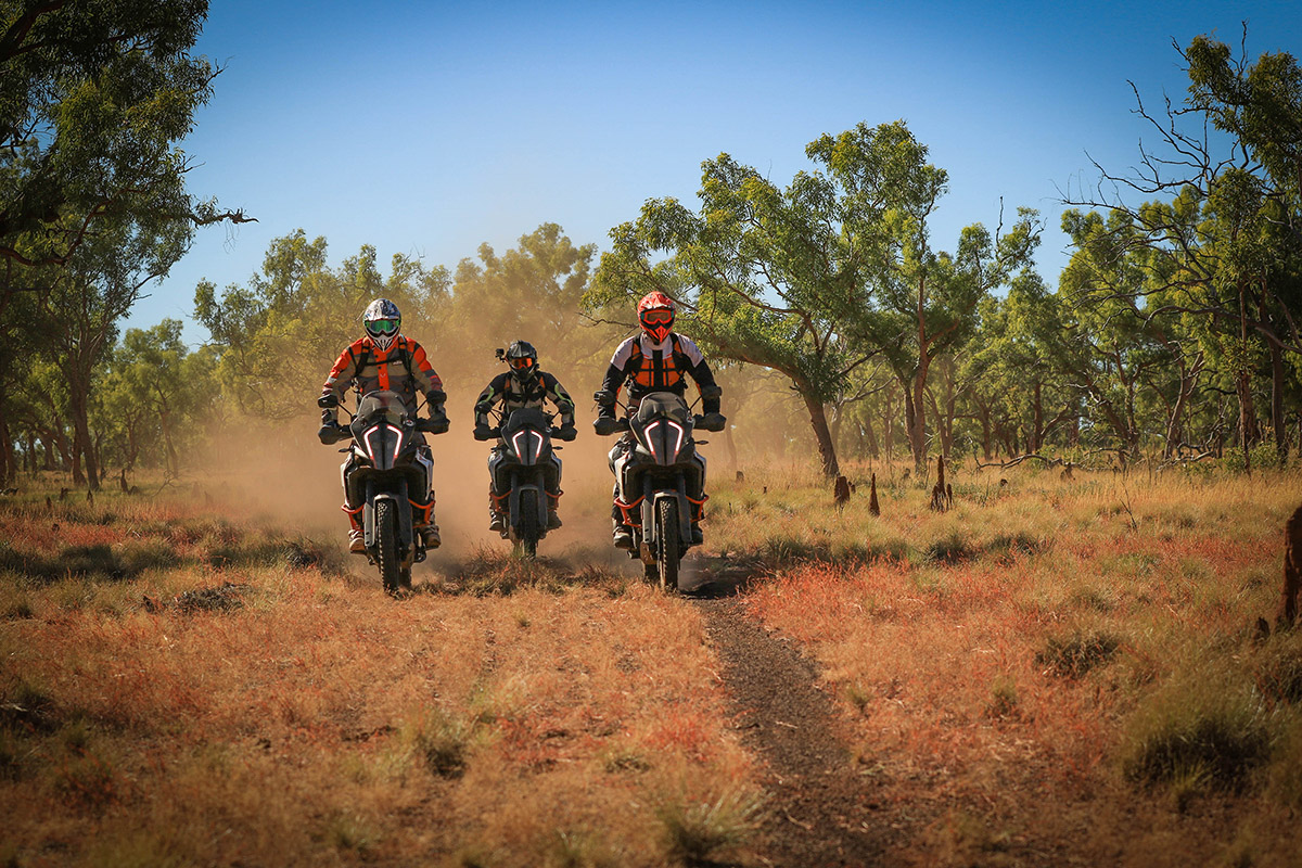 Ktm Adventure Australia