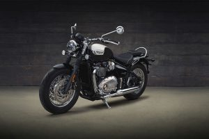 Bike: 2018 Triumph Bonneville Speedmaster