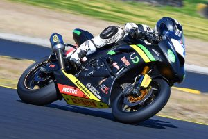 Cube Racing focused on final round success at Phillip Island