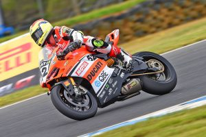 Disappointment at Phillip Island for DesmoSport Ducati