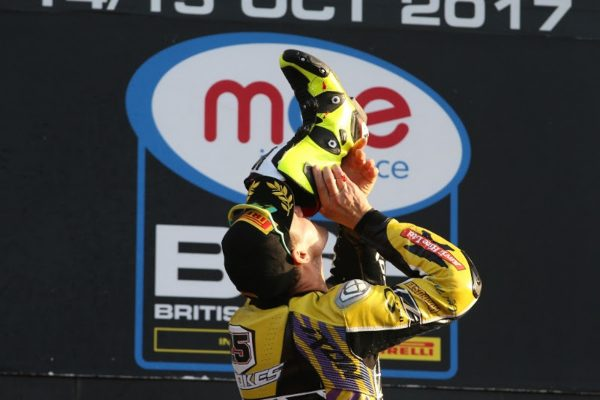 Runner-up in BSB series a 'wonderful feeling' for Brookes