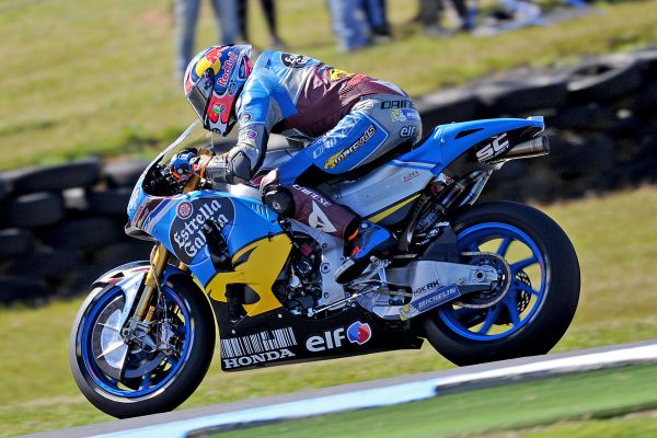 Courageous Miller qualifies fifth for Australian grand prix