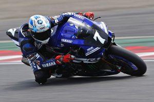 Monster Yamaha Tech3 drafts in Nozane Japanese GP