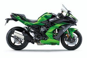 Bike: 2018 Kawasaki Ninja H2 SX range