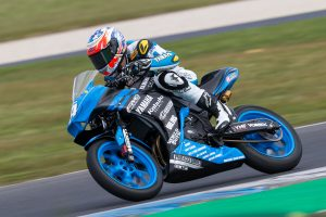 Pearson to make ARRC SuperSports debut in Thailand