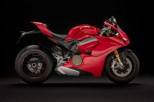 Bike: 2018 Ducati Panigale V4 range