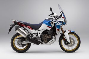 Bike: 2018 Honda CRF1000L2 Africa Twin Adventure Sports