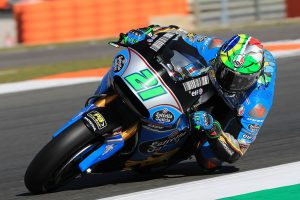 Honda rookies Morbidelli and Nakagami get to grips with MotoGP