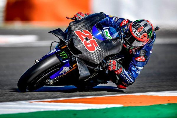 Viñales fastest at Valencia as 2018 MotoGP testing commences