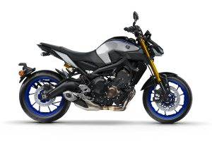 Bike: 2018 Yamaha MT-09 SP