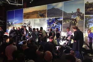Africa Twin Adventure Sports confirmed at EICMA by Honda