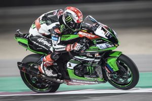 Rea tops WorldSBK time-sheets on Thursday in Qatar