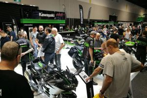 Kawasaki unveil raft of all-new models at 2017 Sydney Motorcycle Show