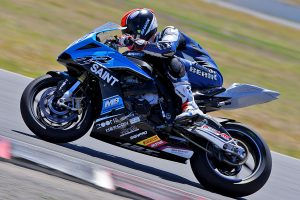 Allerton completes Next Gen Motorsports test at Winton